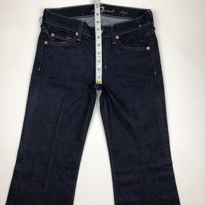 7 For All Mankind Jeans - NWT 7 for all mankind dojo flare jeans 25x34